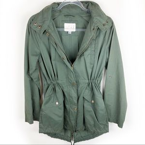 A New Day- Army style utility jacket size: small